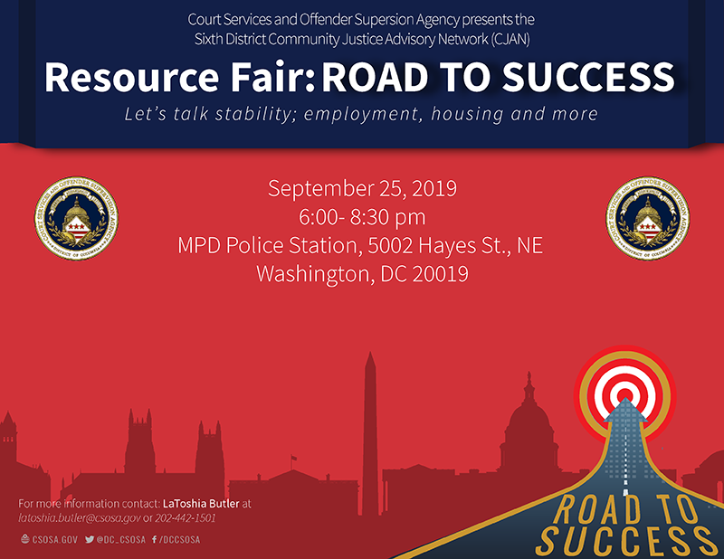 Resource Fair--Road to Success