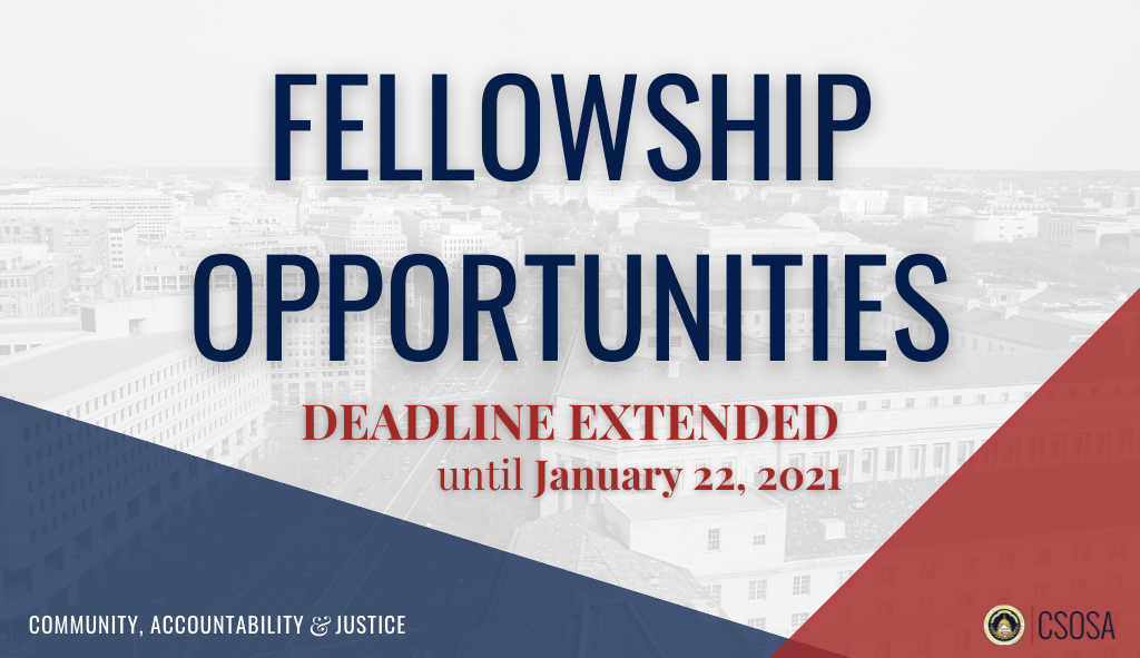 fellowship-opportunities-at-csosa-122020
